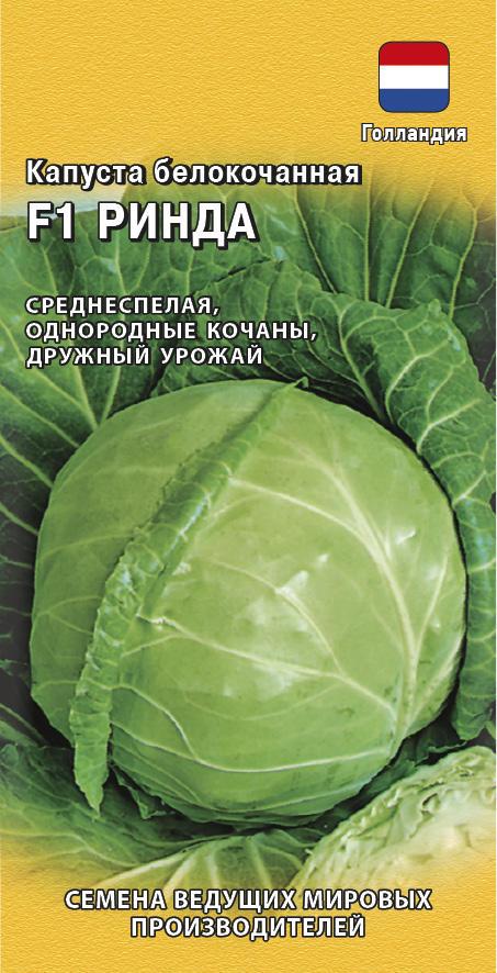 сорта среднеспелой капусты белокочанной